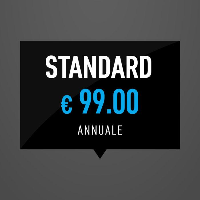 Abbonamento Standard Annuale