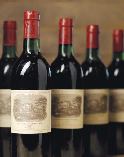 Chateau Lafite nel mercato del vino da investimento