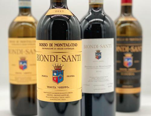 Brunello di Montalcino Biondi Santi – approfondimento