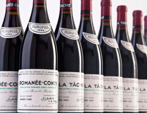 L'aumento dei volumi sui vini di Borgogna