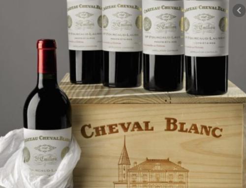 Cheval Blanc 2020 En Primeur