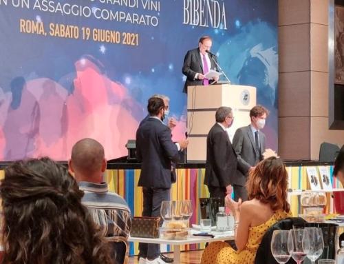 Oscar del Vino Bibenda 2021