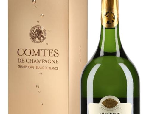 Taittinger Comtes de Champagne 2011